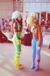 X-men Cosplay – Rogue & Dazzler