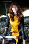 Shadowcat cosplay