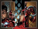 Iron Man & Scarlet Witch