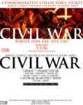 Civil War 01 Advert