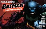 Batman Confidential Advertisement