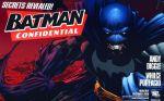 Batman Confidential Advert