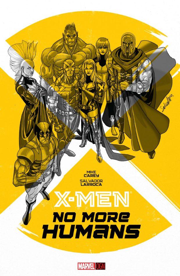 XmenNoMoreHumans 2 X men   No More Humans