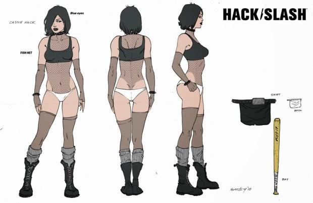 CassieHackSeeley03 Cassie Hack by Seeley