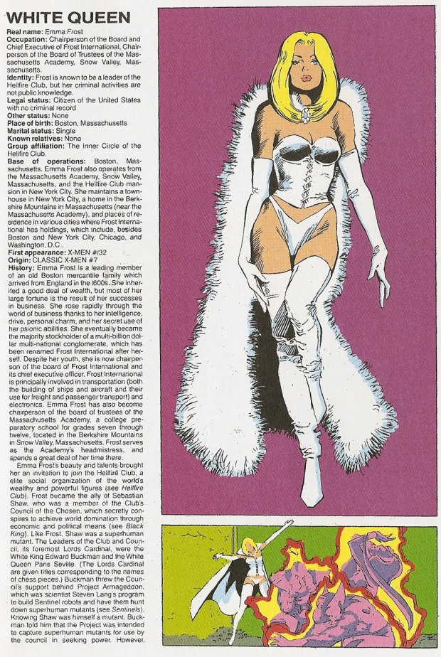 EmmaFrost022 Emma Frost the White Queen