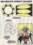 Quasar's Wrist Bands