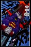 Batman Beyond Vs Bizarro