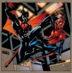 Batman Beyond Vs Spider-Girl