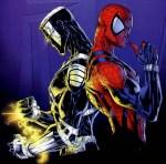 Backlash and Spider-Man