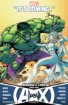 Hulk vs Emma Frost