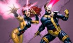 Jean Grey & Cyclops