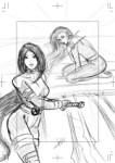 Psylocke and X-23