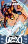Spider-man vs Iceman (AvX)
