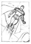 tim sale superman sketch
