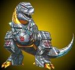 Transformers – Grimlock 01