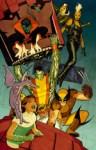 X-men in the Danger Room