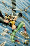 Hawkgirl Cover