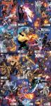 Connected X-men 50th Anniversary Covers – Large Size