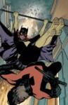 Batgirl vs Nightwing