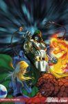 Fantastic Four #551