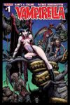 Vampirella Vol.2 #1 Adams cover
