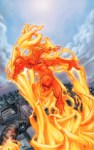 Human Torch Cover