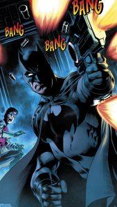 batman with his signature guns 169x300 batman with his signature guns