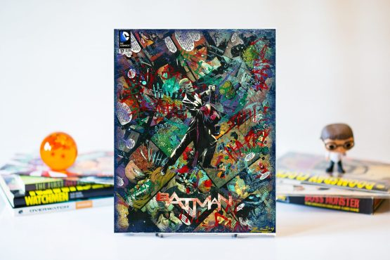 The One and Only Custom Variant Cover on Canvas