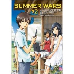 Summer Wars nº 02/03