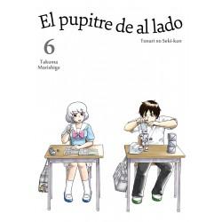 EL PUPITRE DE AL LADO, VOL. 6