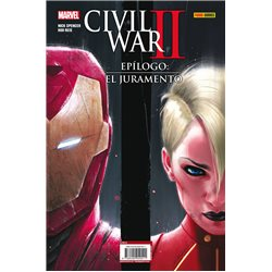 CIVIL WAR II. EPILOGO: EL JURAMENTO