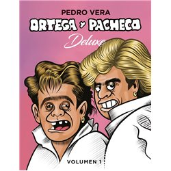 ORTEGA Y PACHECO DELUXE VOL 1