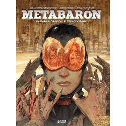 METABARON 03: ORNATO-8, EL TECNOCARDENAL