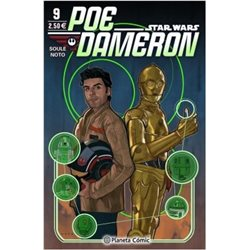 Star Wars Poe Dameron nº 09