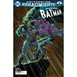 All-Star Batman núm. 05 (Renacimiento)