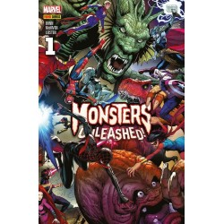 MONSTERS UNLEASHED! 01