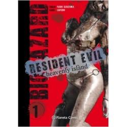 Resident Evil Heavenly Island nº 01/05
