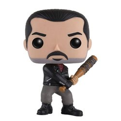Walking Dead POP! Television Vinyl Figura Negan 9 cm