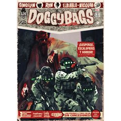 DOGGY BAGS 4