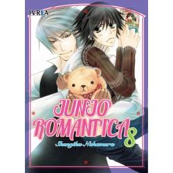 JUNJO ROMANTICA 08 (COMIC)