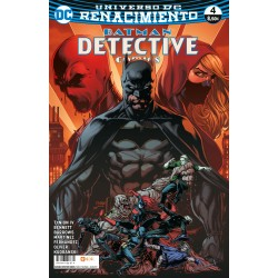 Batman: Detective Comics 4