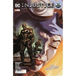 INJUSTICE: GODS AMONG US NÚM. 50