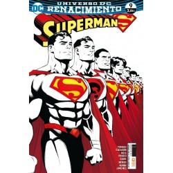 SUPERMAN NÚM. 64/ 9 (RENACIMIENTO)