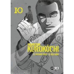 INSPECTOR KUROKÔCHI NÚM. 10