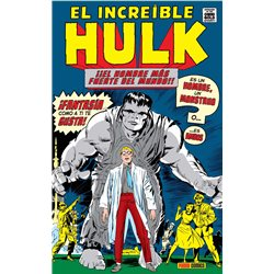 EL INCREIBLE HULK 01 (MARVEL GOLD)