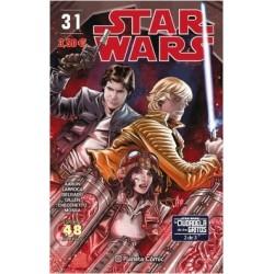 Star Wars nº 31 (La Ciudadela de los Gritos 2 de 3)