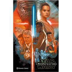Star Wars El Despertar de la fuerza (tomo recopilatorio)
