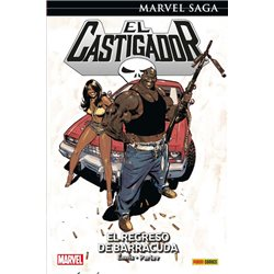 EL CASTIGADOR 8. EL REGRESO DE BARRACUDA (MARVEL SAGA 42)