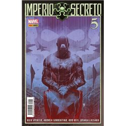 IMPERIO SECRETO 05 (PORTADA ALTERNATIVA)