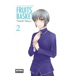 FRUITS BASKET ED. COLECCIONISTA 2